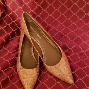DONALD PLINER kitten heels shoes